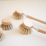 ξύλινη βούρτσα οικιακών συσκευών
