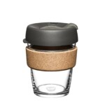 KeepCup Cork Οικολογικό ποτήρι καφέ Nitro 12oZ/340ml