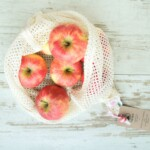 Bag-again® original δίχτυ τροφίμων από βιολογικό βαμβάκι large 38cm x 30cm