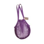 Τσάντα δίχτυ με μακριά λαβή από βιολογικό βαμβάκι – Blackberry – Casa Organica