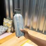 Healthy Human ανοξείδωτο ισοθερμικό παγούρι Stone Blue 32oz (946ml)