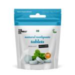 Humble οδοντόκρεμα σε ταμπλέτες Fresh Mint με ή χωρίς φθόριο