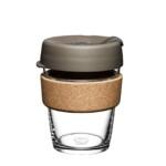 KeepCup Cork Οικολογικό ποτήρι καφέ Latte 12oZ/340ml
