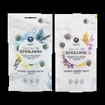 Ben & Anna Shower Tablets ταμπλέτες ντους 24 tabs