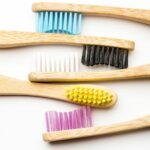 Humble ΣΕΤ 5 οδοντόβουρτσες από μπαμπού ενηλίκων Medium