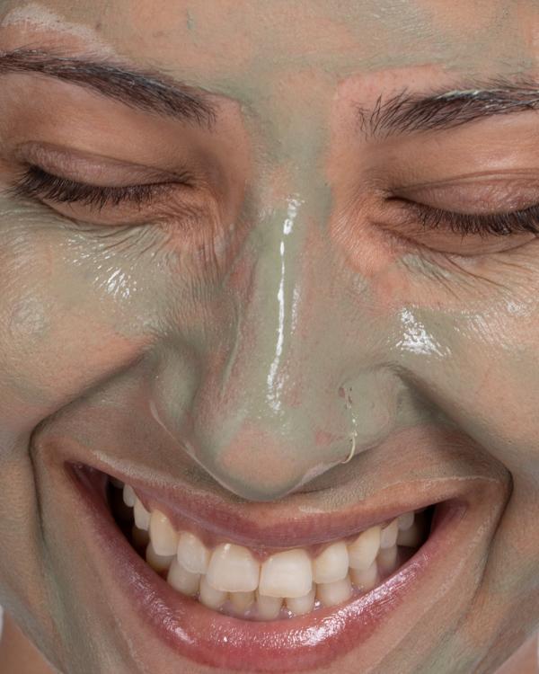 Apeiranthos Green clay mask | Green clay + Green tea 50gr
