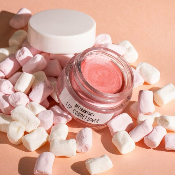Apeiranthos Lip conditioner (glossy pink) 20gr