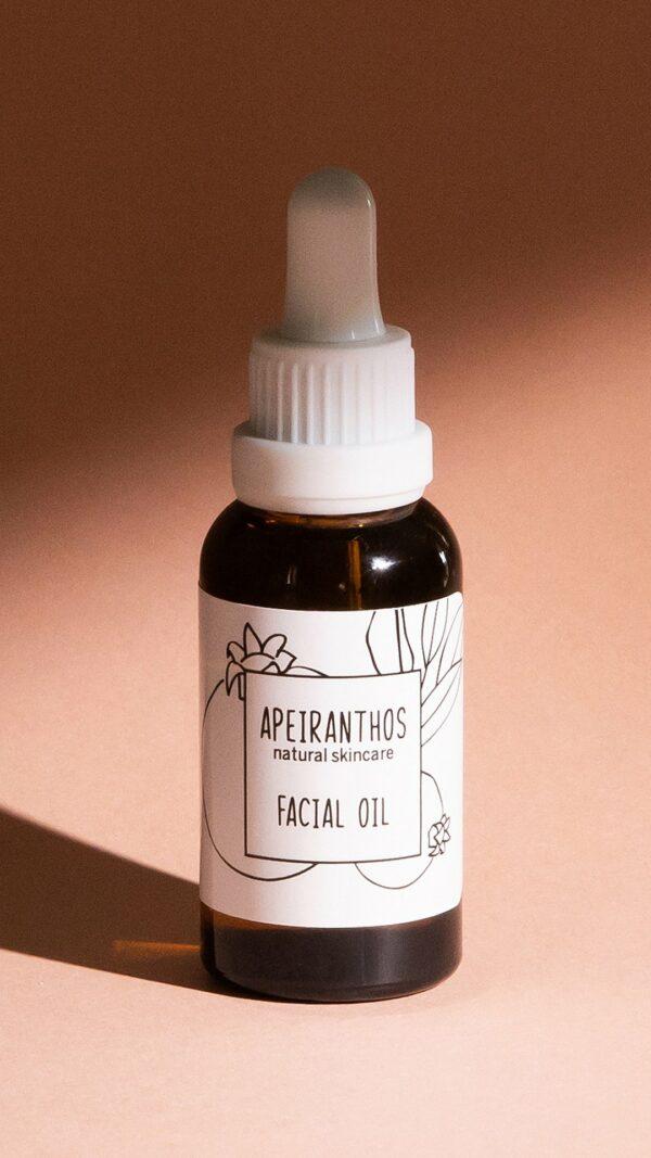 Facial oil | Rosehip + Argan 30ml