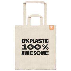 goodbag Τσάντα 0% plastic 100% awesome