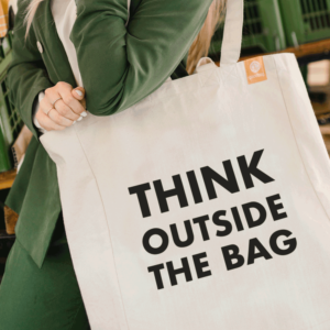 goodbag Τσάντα Think Outside the Bag