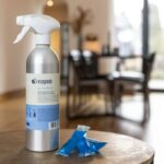 Ecopods All Purpose Cleaner κάψουλα καθαρισμού για όλες τις χρήσεις μαζί με μπουκάλι αλουμινίου 500ml