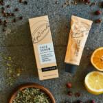 UpCircle Coffee Scrub προσώπου Citrus Blend – Για ξηρό/Αφυδατωμένο δέρμα