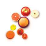 Food Huggers καπάκια σιλικόνης τροφίμων set of 5 Autumn Harvest