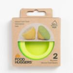 Food Huggers καπάκια σιλικόνης κιτροειδών set of 2 Citrus Savers