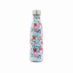 Cool Bottle ανοξείδωτο ισοθερμικό παγούρι Floral Evelyn 500ml