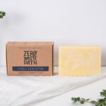 Zero Waste Path Citrus Solid Lotion Στερεά λοσιόν εσπεριδοειδών 90gr
