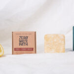 Zero Waste Path 2 σε 1 Σαμπουάν + Conditioner Για Ξηρά + Σγουρά μαλλιά 70gr