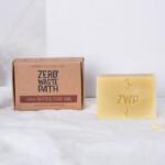 Zero Waste Path σαπούνι Shea Butter Soap bar 100gr
